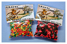 Hermit Crab Gravel